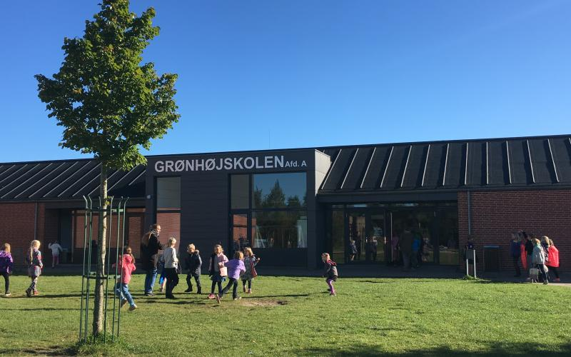 Grønhøjskolen