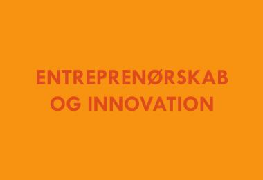 entreprenørskab og innovation